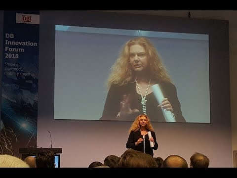 Key Note Prof. Dr. Sabina Jeschke - DB Innovation Forum 20.09.2018