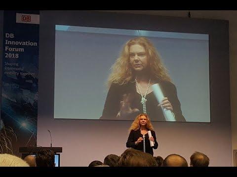 Key Note Prof. Dr. Sabina Jeschke - DB Innovation Forum 20.09.2018