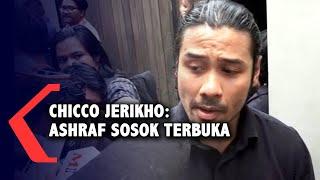 Gambar cover Chicco Jerikho: Ashraf Sinclair Sosok yang Terbuka...