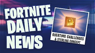 *OVERTIME* CHALLENGES / KEIN SEASON 9 BATTLE PASS FOR FREE - Fortnite Daily News (03 Mai 2019)