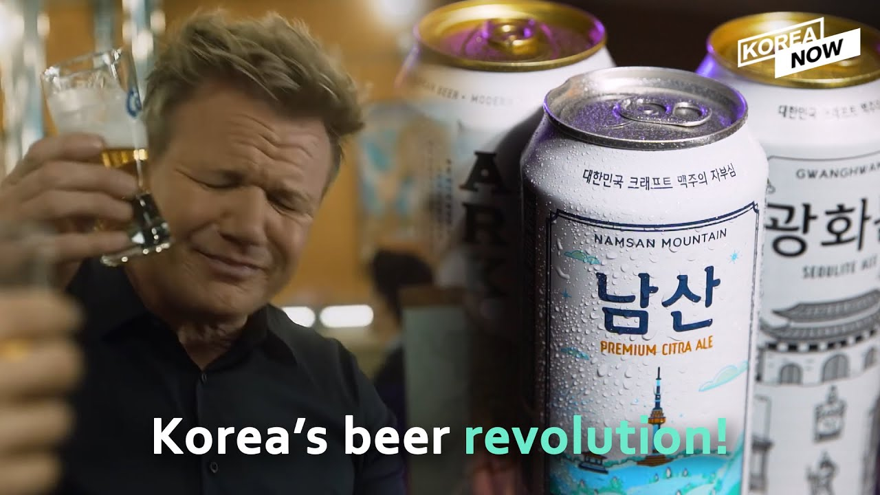How Korean beer went from boring to brilliant