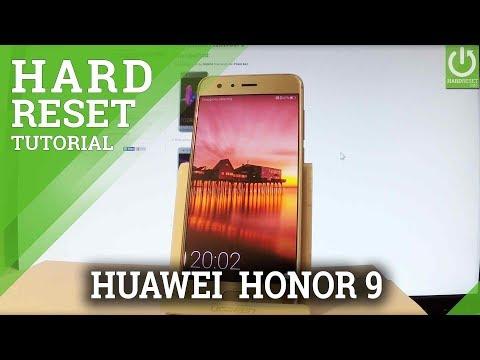 Hard Reset HONOR 9 - HardReset info