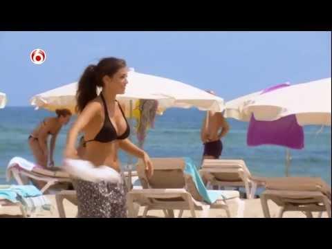 Yolanthe Cabau van Kasbergen in bikini  Waar Is De Mol HD1080p