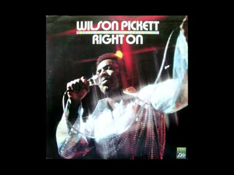 Wilson Pickett - You Keep Me Hangin' On (The Supremes Cover)