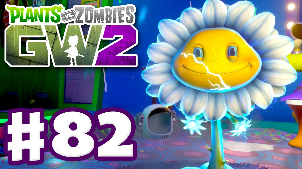 Plants Vs Zombies Garden Warfare 2 Gameplay Part 82 Power Flower Pc Youtube