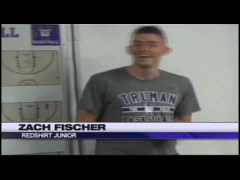 Truman basketball player surprised with full scholarship