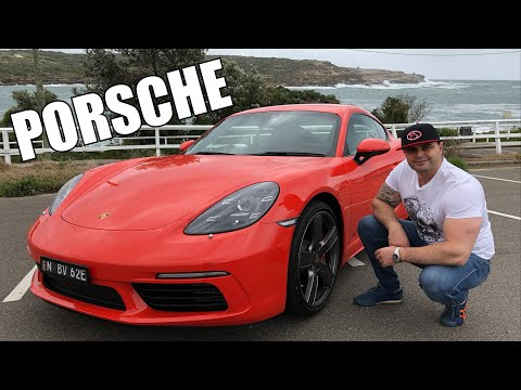 2018 Porsche 718 Cayman S Review & Road Test