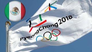 ¿Cuándo compite México en los Juegos de Invierno PyeongChang 2018?