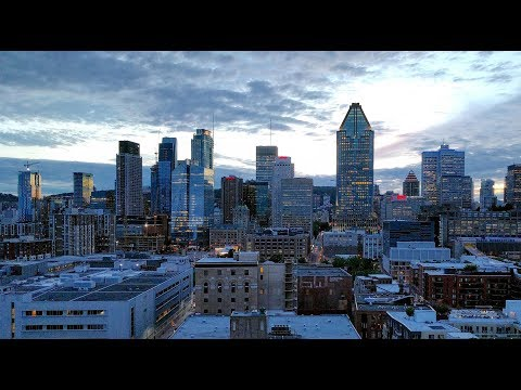 Montreal Timelapse