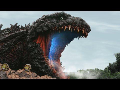 *NEW* Life-Sized Shin Godzilla, Camazotz/Godzilla Vs. Kong Prequel Novel - Godzilla Vs Kong News