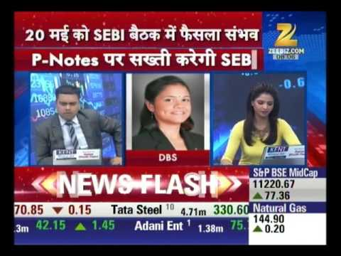 P-Notes and Offshore Derivative instruments to impact market today : Share Bazaar