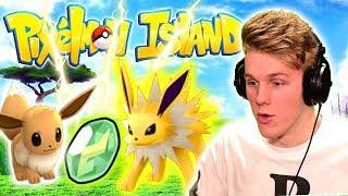 FINALLY! (Minecraft Pokemon) Pixelmon Island #8