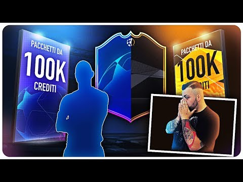 "UCL LIVE + EUROPA LEAGUE + TOP PLAYER ""TROVO TUTTO"" - PACK OPENING FIFA 19"