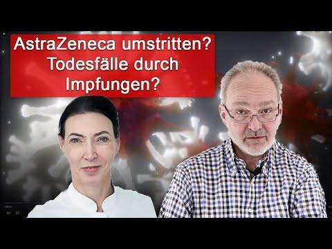 AstraZeneca-Impfstoff umstritten? Todesfälle durch Impfungen in Norwegen und Deutschland? Interview!