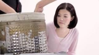TOSHIBA MAGIC DRUM SDD 神奇鍍膜洗衣機 體驗篇
