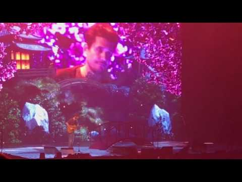 John Mayer Pays Tribute to Glen Campbell // Nashville, Tennessee