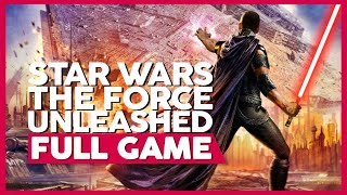 Star Wars: The Force Unleashed 1 | Full Playthrough/Walkthrough - PC | No Commentary