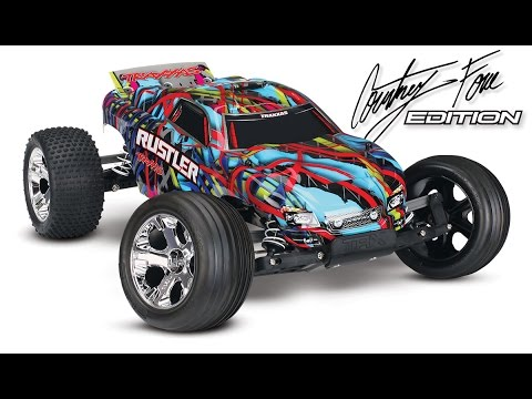 Review And Thoughts On The Traxxas Rustler