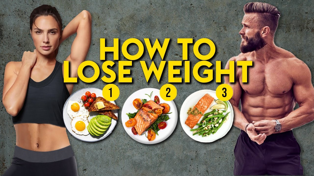 <div>How to Lose Weight Fast (Healthy & Realistic Diet)</div>