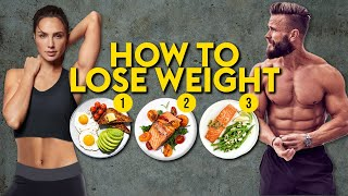 How to Lose Weİght Fast (Healthy Diet)
