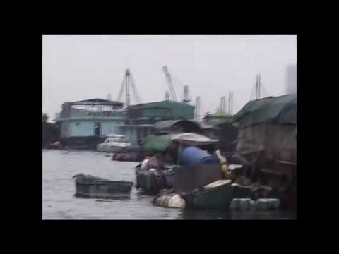 Xina - Hong Kong - Port d'Aberdeen