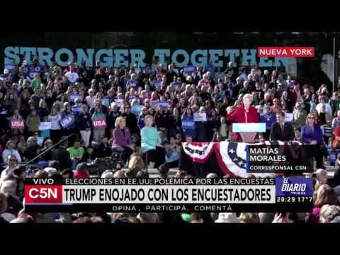 C5N - El Diario: Elecciones en EEUU