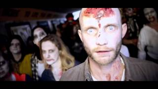 Bristol Zombie Walk 2015