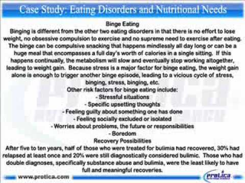 case study eating disorder
