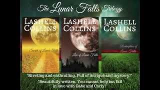 Lunar Falls Trilogy Book Trailer