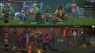 Download lagu [EN] OG vs NIP - The International 2019 Group Stage