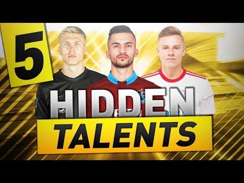 5 HIDDEN TALENTS YOU SHOULDNT MISS ON FIFA 20 CAREER MODE