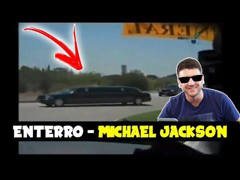 O DIA EM QUE O IMPOSTOR INVADIU O ENTERRO DO MICHAEL JACKSON!