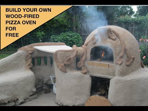 Make Your Own Pizza Oven For Free