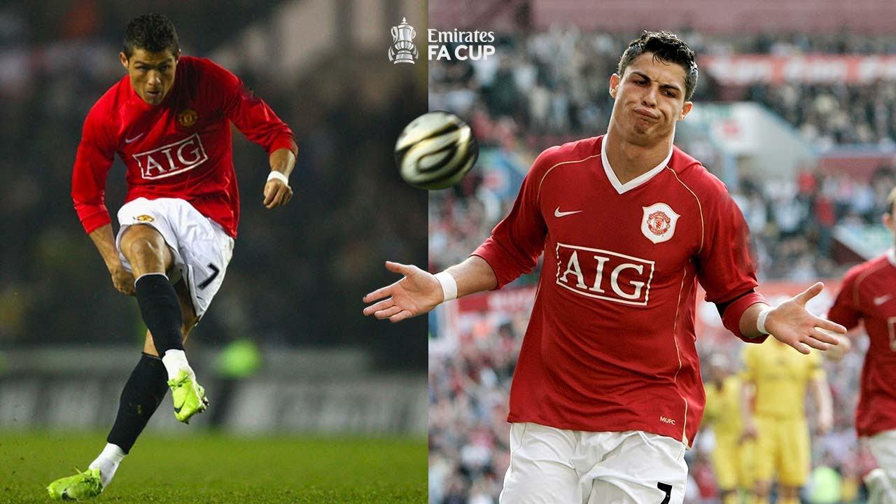 Cristiano Ronaldo | Best Moments | Emirates FA Cup