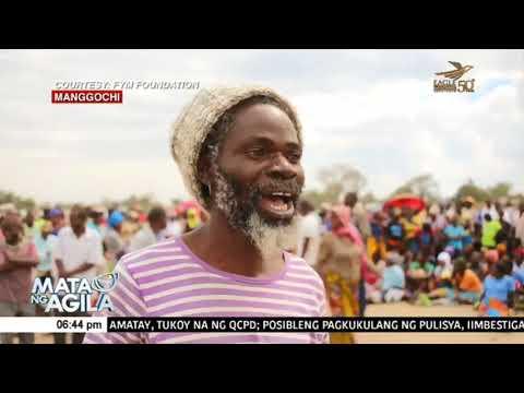 Iglesia Ni Cristo, nagsagawa ng malalaking outreach program sa Malawi sa Africa