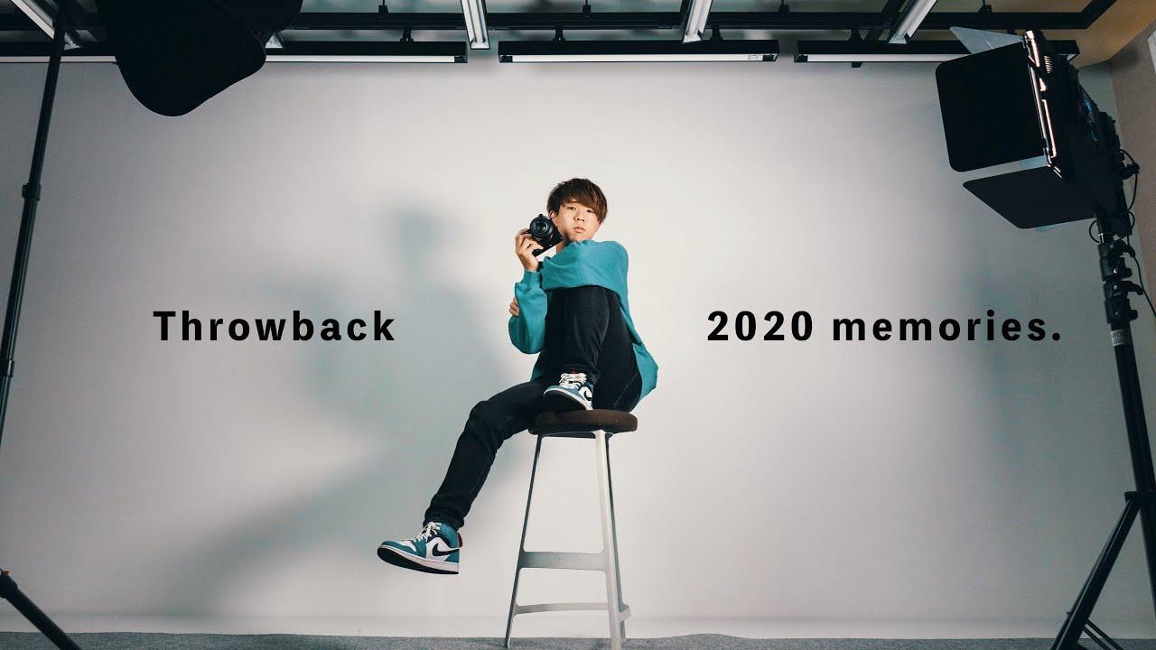 Throwback 2020 memories.