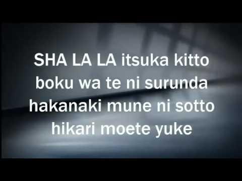 Lagu Naruto; sha la la