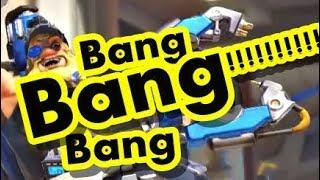 【鬥陣特攻】把敵人Bang不見  Overwatch [精華] #18