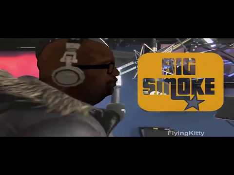 Big Shaq Vs Big Smoke - MANS NOT HOT - Clash
