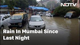 Mumbai Rain: Heavy Rain Leads To Flooding In Several Parts Of Mumbai