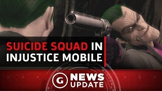 Game | Suicide Squad Hits Injustice Gods Among Us Mobile Game GS News Update | Suicide Squad Hits Injustice Gods Among Us Mobile Game GS News Update