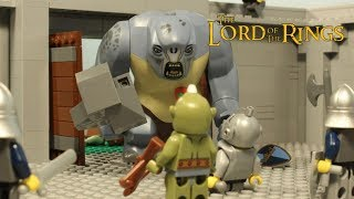 Cover images LEGO Cyclops - Lord of the Rings Part II - Stopmotion