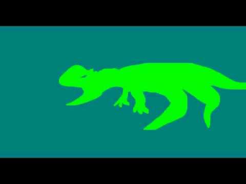 MDF-Dilophosaurus vs Stegosaurus