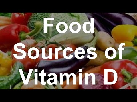 food sources of vitamin d foods with vitamin d youtube. Black Bedroom Furniture Sets. Home Design Ideas