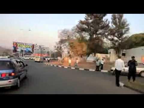 KIGALI ( Rwanda ), Ville la Plus Propre du monde !!!