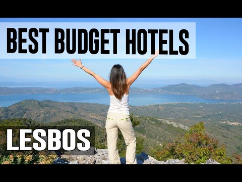 Cheap and Best Budget Hotels in Lesbos , Greece