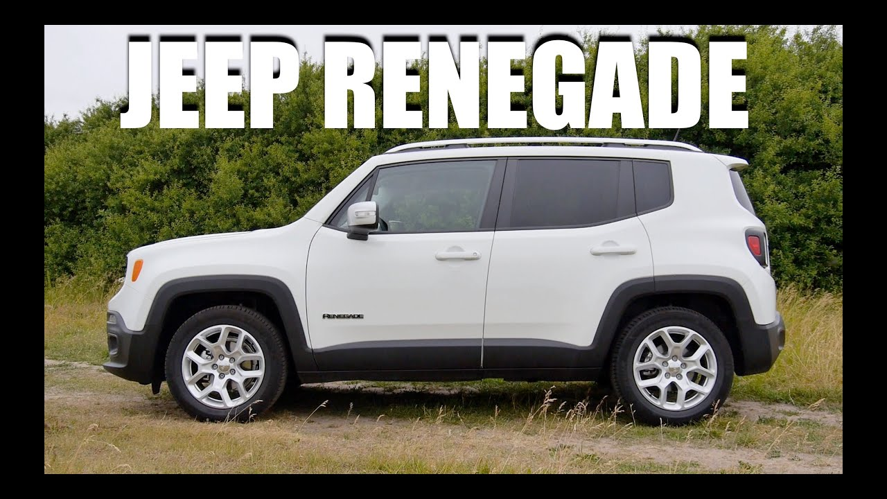 jeep renegade eng test drive and review youtube. Black Bedroom Furniture Sets. Home Design Ideas