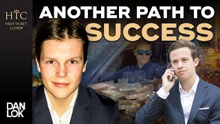 How This 17-Year Old Developed A High-Income Skill So That He Doesn't Have To Get A College Degree