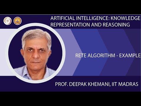 Rete Algorithm - Example