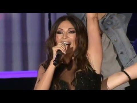 Ceca - Da raskinem sa njom (bis) - (LIVE) - (Usce 2) - (TV Pink 2013)